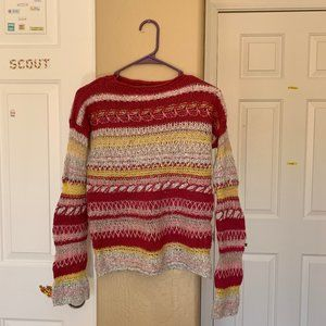Wool Sweater for girls